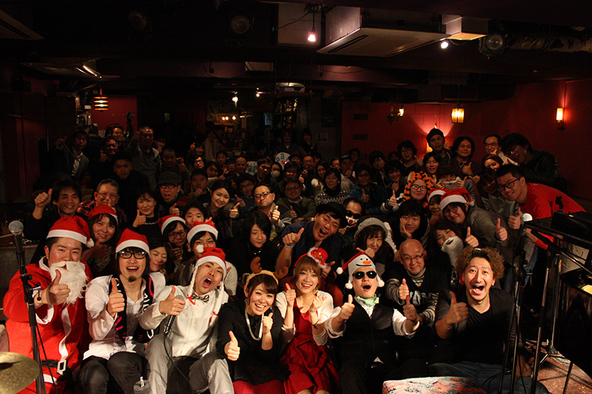 12月18日@東京・7th FLOOR (okmusic UP's)