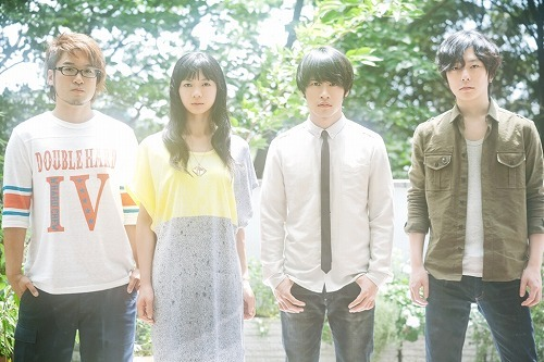 13thシングル「short hair」を8月31日にリリースするBase Ball Bear (c)Listen Japan