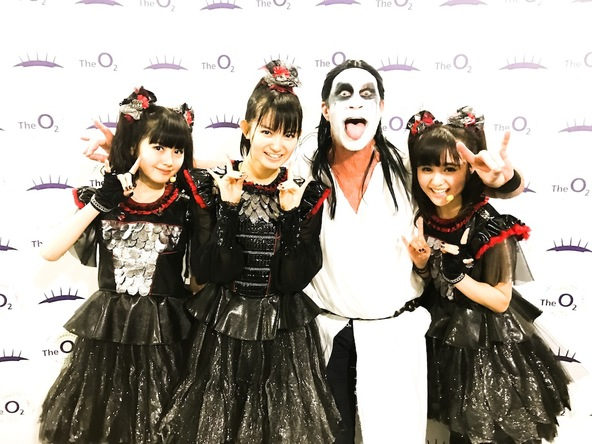BABYMETAL×Chad Smith  (okmusic UP\'s)