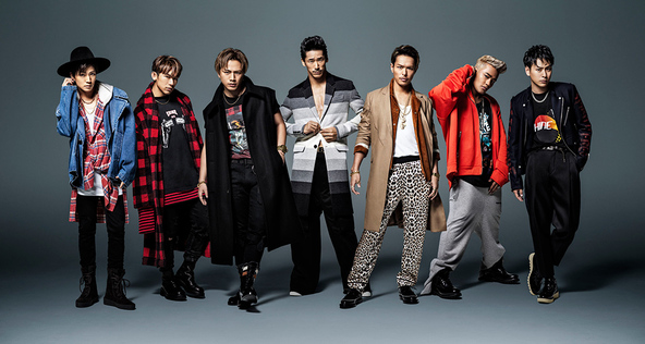三代目 J Soul Brothers from EXILE TRIBE (okmusic UP\'s)