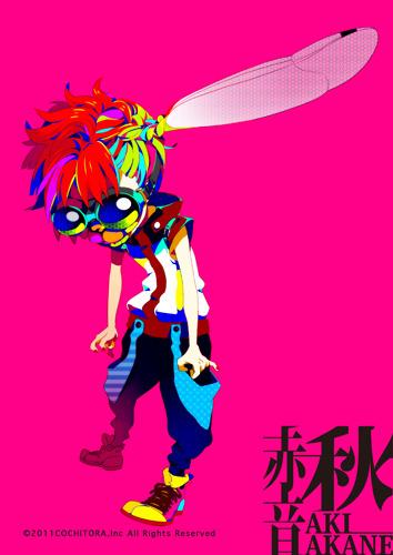 """""""絶叫シンデレラ""""と称される、注目のクリエーター""""秋 赤音(アキ アカネ)"""" (C)2011COCHITORA,Inc All Rights Reserved (c)ListenJapan"""