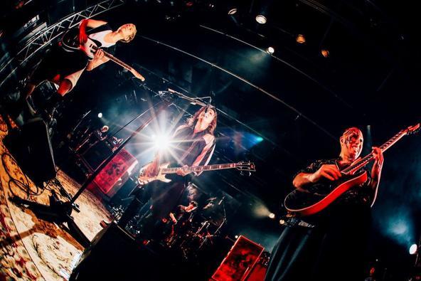 12月16日@新宿BLAZE (okmusic UP's)