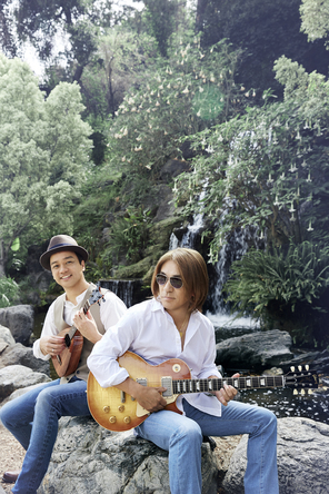 Tak Matsumoto & Daniel Ho (okmusic UP\'s)