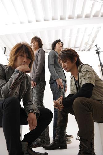 10年ぶりにゾイドとのコラボを行うロックバンド・RAMAR (c)ListenJapan