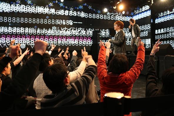 「OH!! MY!! GACKT!! presents彼女のいない漢達限定 ライブ&トークXmasプレミアムイベント <イェーイ、オトコだけで『クリ…スマッシュ!』>」 (okmusic UP\'s)