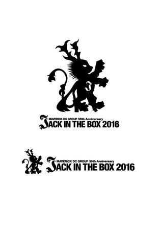 『JACK IN THE BOX 2016』ロゴ (okmusic UP's)