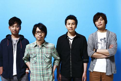 『ぴあ』休刊記念イベントに出演するASIAN KUNG-FU GENERATION (c)Listen Japan