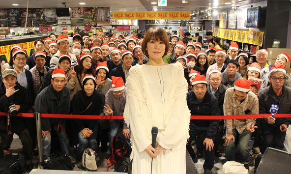 12月23日(金・祝)@タワーレコード渋谷 (okmusic UP\'s)