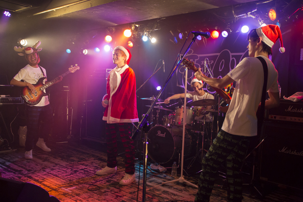 12月18日@渋谷TSUTAYA O-nest (okmusic UP\'s)