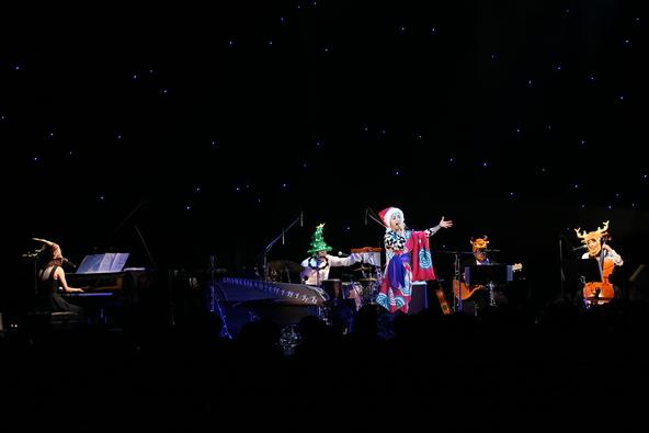 12月23日@日本橋三井ホール (okmusic UP's)
