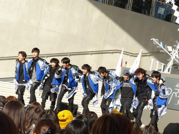 12月24日(土)@ダイバーシティ東京プラザ2F フェスティバル広場 (okmusic UP\'s)
