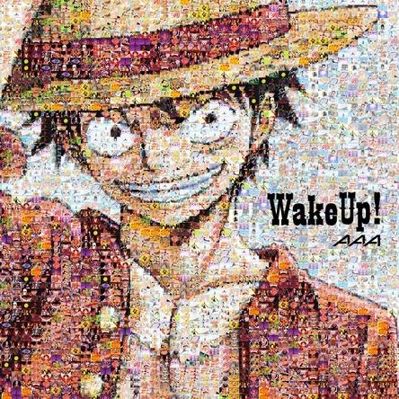 シングル「Wake up!」 【CD+DVD】 ワンピース盤  (okmusic UP\'s)