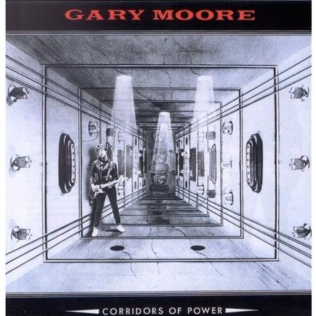 「Always Gonna Love You」収録アルバム『CORRIDORS OF POWER』(GARY MOORE) (okmusic UP\'s)