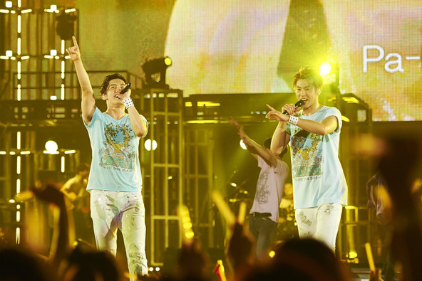 「TOHOSHINKI LIVE TOUR 2014〜TREE〜」@東京ドーム (okmusic UP\'s)