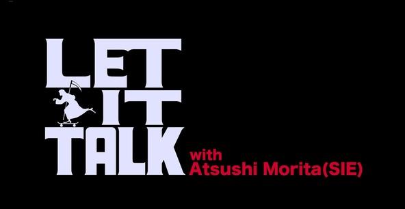 『LET IT DIE』LET IT TALK SIE篇#2 画像(タイトル画面) (okmusic UP's)