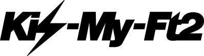 Kis-My-Ft2 ロゴ (okmusic UP\'s)