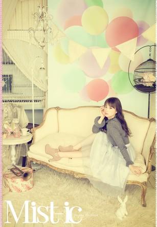 アルバム『Mist-ic』【初回限定盤 TYPE-B】(CD+DVD+PHOTO BOOK) (okmusic UP's)