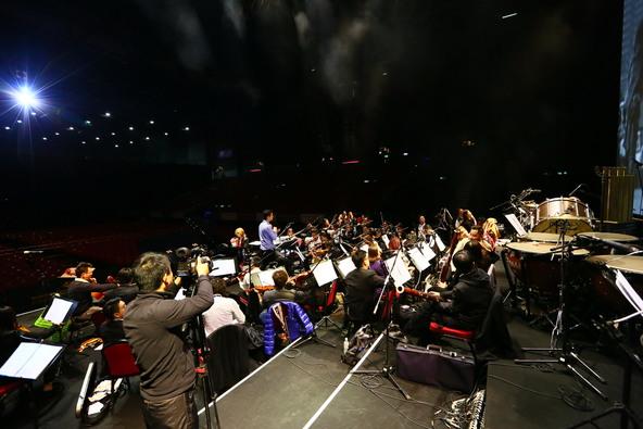 12月29日(木)@香港Asia World-Expo公演リハーサル (okmusic UP's)