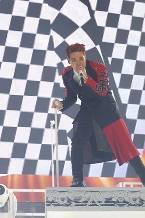 Jun. K (From 2PM)が全国ツアーのファイナル公演を幕張メッセイベントホールにて開催 (okmusic UP\'s)