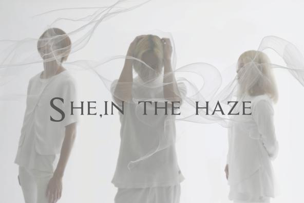 She,in the haze  (okmusic UP's)