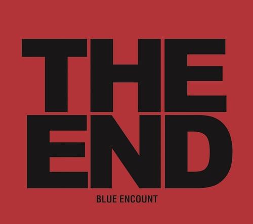 アルバム『THE END』【初回生産限定盤】(CD+DVD) (okmusic UP's)