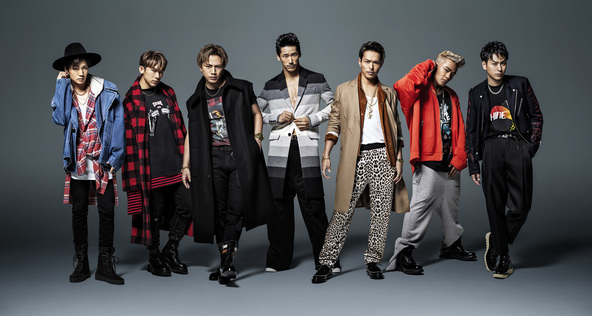 三代目 J Soul Brothers (okmusic UP's)
