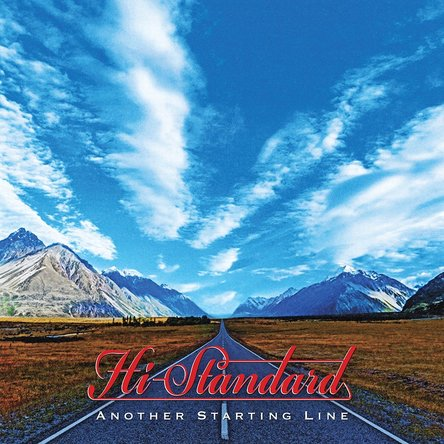 「ANOTHER STARTING LINE」('16)/Hi-STANDARD (okmusic UP\'s)