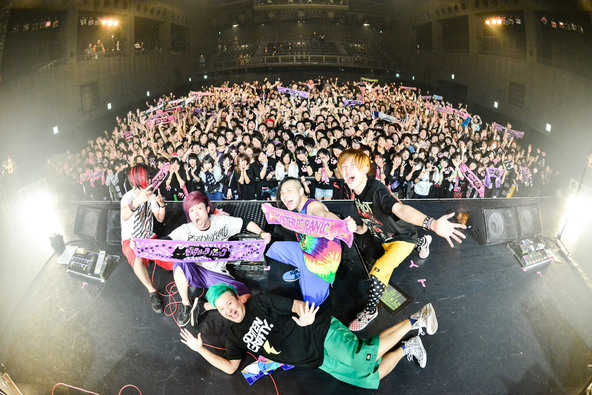 1月4日@ZEPP NAGOYA (okmusic UP\'s)