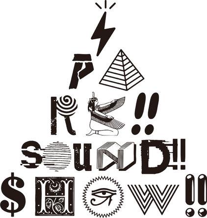 SPARK!!SOUND!!SHOW!! ロゴ (okmusic UP's)