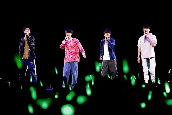1月7日@さいたまスーパーアリーナ(グリーンボーイズ) (okmusic UP's)