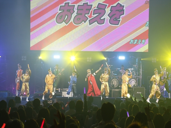 1月8日@神奈川・パシフィコ横浜国立大ホール (okmusic UP's)