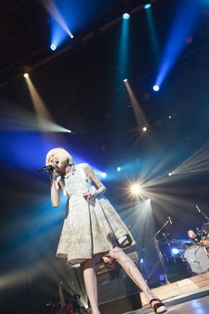 黒木渚が6月1日(日)に渋谷公会堂でツアーファイナルを迎えた。  (okmusic UP\'s)