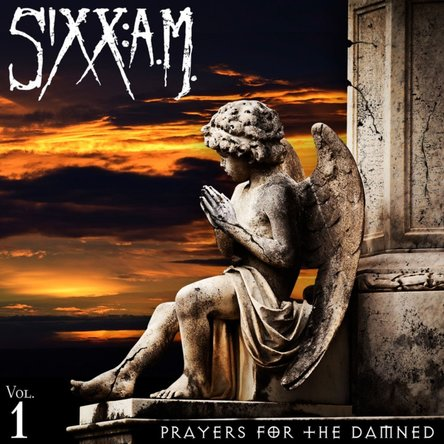 「Rise」収録アルバム『Prayers For The Damned』(Sixx:A.M.) (okmusic UP\'s)