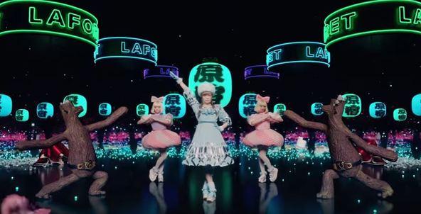 「原宿いやほい」MV キャプチャ (okmusic UP\'s)