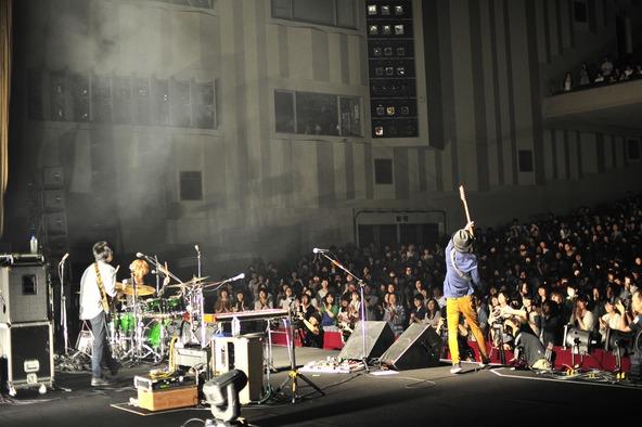 5月31日@東京・中野サンプラザホール (okmusic UP's)