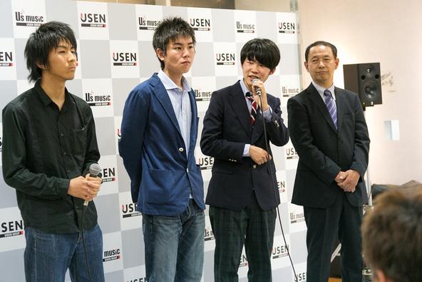 2014年5月30日コンベンション@USEN本社 (okmusic UP's)
