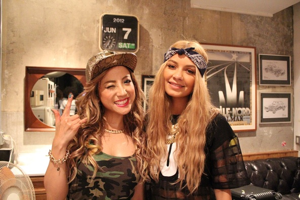 JASMINE&HAVANA BROWN (okmusic UP's)