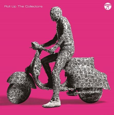 アルバム『Roll Up The Collectors』【通常盤】(CD) (okmusic UP's)