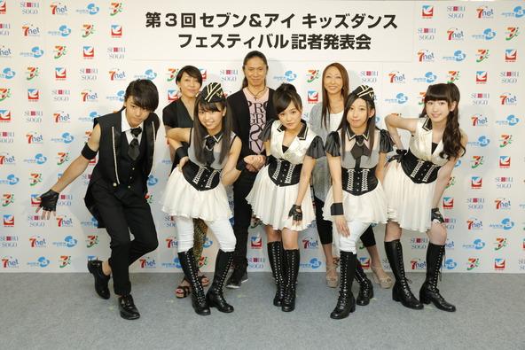 第3回「セブン&アイ キッズダンスフェスティバル」予選会大阪会場 TRFとDream5  (okmusic UP's)
