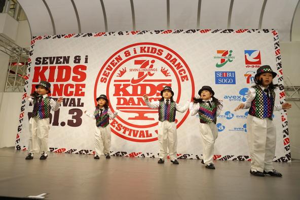 第3回「セブン&アイ キッズダンスフェスティバル」予選会大阪会場 キッズダンサー (okmusic UP's)