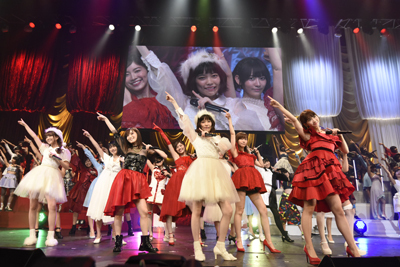 「AKB48紅白対抗歌合戦」@TOKYO DOME CITY HALL (okmusic UP\'s)