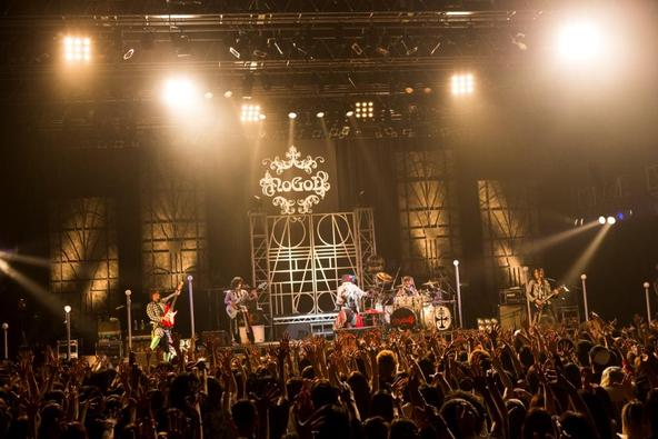 5月28日@SHIBUYA-AX (c)photo by Hidemi Otsuka(okmusic UP's)