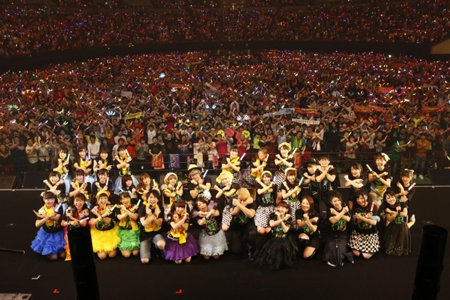 KOTOKO×春奈るなの新曲初披露、全員での「前前前世」歌唱も!ANIMAX MUSIX大阪公演で6時間の熱演