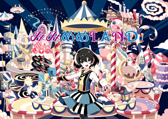 """「みみめめMIMI  1st LIVE""""Welcome to みみめめLAND""""」キービジュアル (okmusic UP\'s)"""