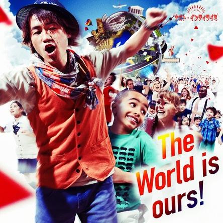 シングル「The World is ours!」 (okmusic UP's)