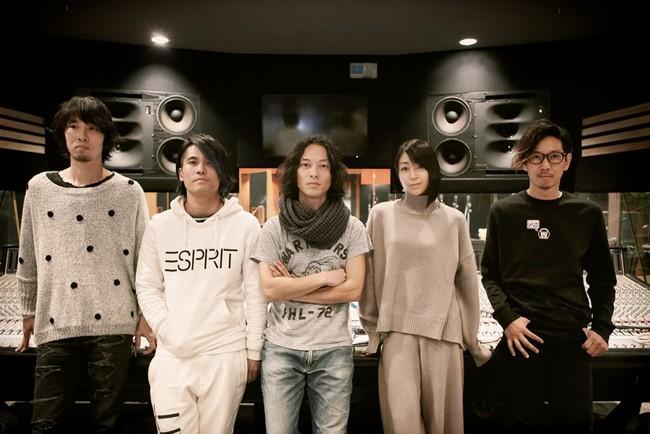 THE BACK HORN、ニューシングルで宇多田ヒカルとコラボ