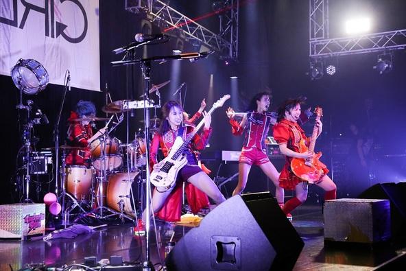 12月14日@新宿ReNY(Gacharic Spin) (okmusic UP's)