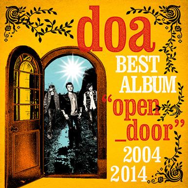 アルバム『doa BEST ALBUM