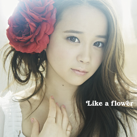 シングル「Like a flower」 【TYPE-A】 (okmusic UP's)