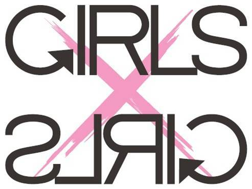 「Girls×Girls vol.4」ロゴ (okmusic UP\'s)